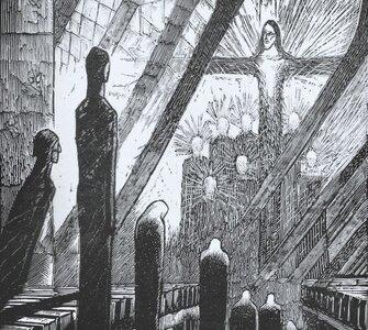 Výstava - Jan Konůpek a kniha