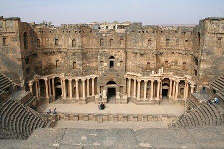 Přednáška - Sýrie kdysi a dnes