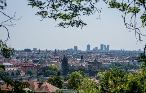 Přednáška - Praha a klimatická krize