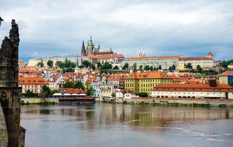 Setkání - Pražský Hrad – exteriér