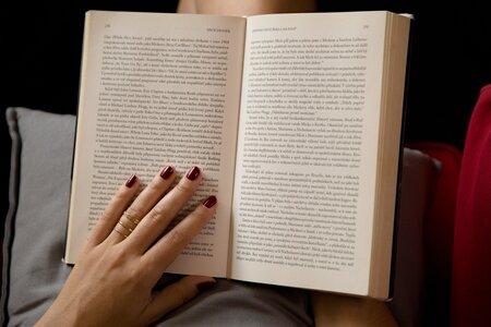 Literatura - Čtenářský klub – Toni Morrison