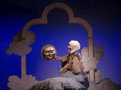 Divadlo - Tři zlaté vlasy děda Vševěda