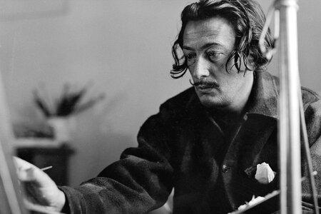 Film - Salvador Dalí: Hledání nesmrtelnosti