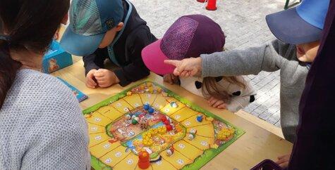 Hry - Mezigenerační hry