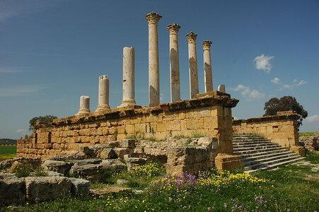 Přednáška - Konflikty v římské severní Africe