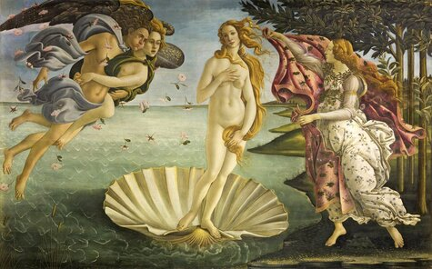 Film - Botticelli - Florencie a Medicejští