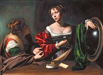 Přednáška - Caravaggio: mistrova ďábelská malba
